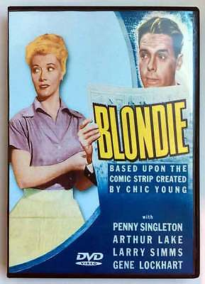 Blondie And Dagwood    Free Shipping    Complete 28 Movie Dvd Set   New