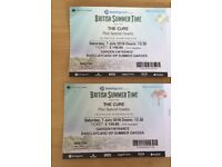 The Cure & guests VIP Tickets x 2
