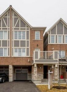 Modern 3 bed 3 bath townhouse in MILTON for Rent! (close to 401)
