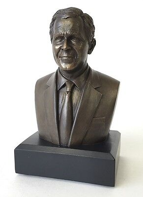 George W  Bush Bust Statue Great Americans Collection   We Ship Worlwide
