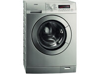 Aeg Protex washing machine silver £75