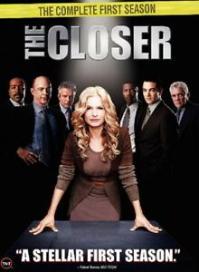 DVD - The Closer - Season 1 - Brand New in Box