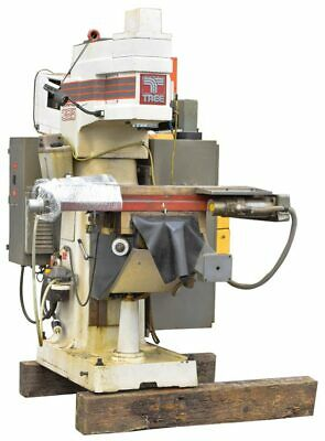 Journeyman Tree 325 3-axis 3ph 230v Cnc Vertical Milling Machine Dynapath Delta