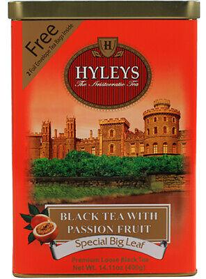 HYLEYS Premium Quality Black Tea Passion Fruit Special Big Leaf Black Tea Loose