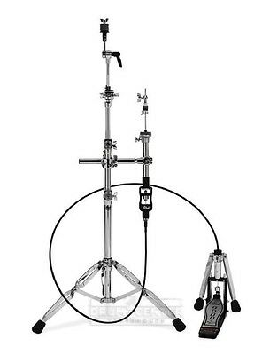 DW Hardware : 9000 Series Remote Hi-Hat with Mount - DWCP9503LB4