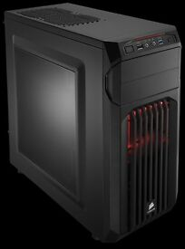 HIGH END GAMING COMPUTER - MSI R9 380 4GB GPU - 16GB CORSAIR RAM - AMD 8350 WATERCOOLED