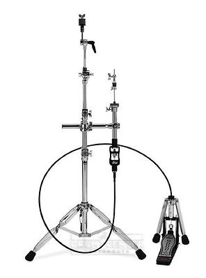 DW Hardware : 9000 Series Remote Hi-Hat with Mount - DWCP9503LB10