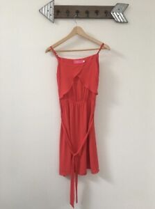 PINKYOTTO Collection red dress