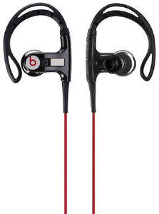 Beats-Powerbeats-By-Dr-Dre-In-Ear-Genuine-Headphones-Black-Sports-Case-OEM