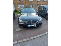 BMW, 5 SERIES, Saloon, 2007, Manual, 2993 (cc), 4 doors