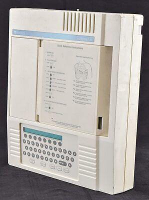 Burdick Eclipse Le Desktop Interprative Ekg Ecg Electrocardiograph Machine As-is
