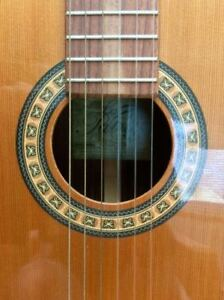 La Patrie Collection Classical Acoustic Guitar Like New