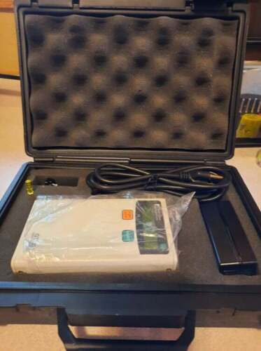 Met One GT-321 Handheld Particle Counter - Last Calibrated July 2009 - WORKING