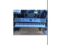 "Yamaha DGX-530 ""Portable Grand"" 88-Note Keyboard"