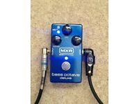 (Sold) MXR M288 Bass Octave Deluxe