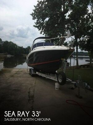 2004 Sea Ray 300 Sundancer Used