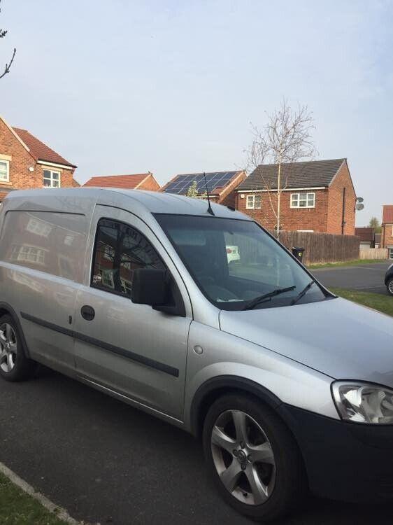 3baf4d7917 Vauxhall Combo Van
