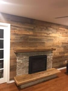Barnwor Barn Board Feature Walls Authentic Materials