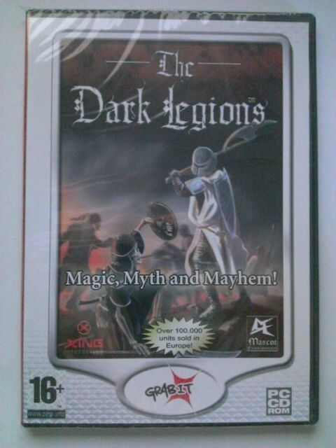 The Dark Legions, PC CD-Rom Game