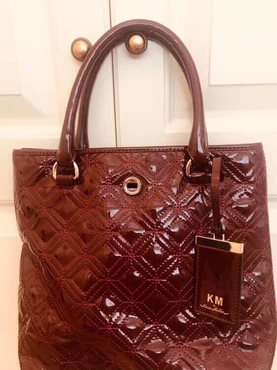 1705576b48 Karen Millen new patent bag leopard lining | in Henleaze, Bristol ...