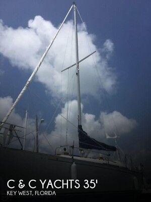 1981 C & C Yachts Landfall 35 Used