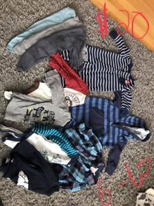Baby Boy Clothing Lot 3-12 months