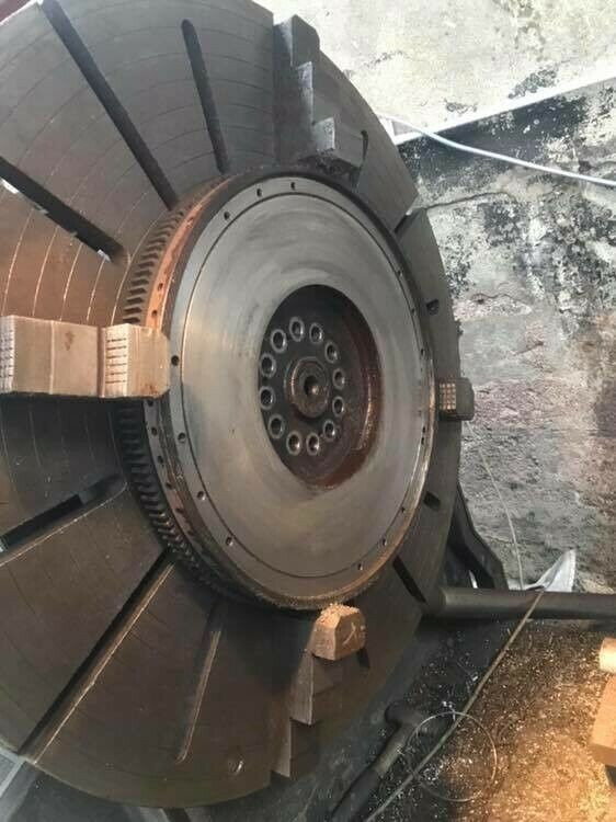 Flywheel Skimming Resurfaced Up To 1m Diameter