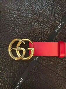 f82965787 Red Gucci Belt | Kijiji in Ontario. - Buy, Sell & Save with Canada's ...