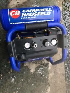 Campbell Hausfeld Compressor (New)