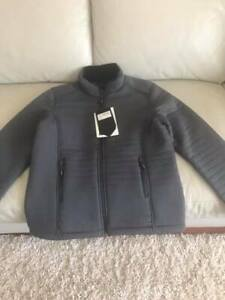 Women's Grey StormTech Jacket - Size Medium. Brand New with Tags