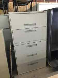 USED 5 DR. GLOBAL GREY FILE CABINET FOR SALE $339.99 EA