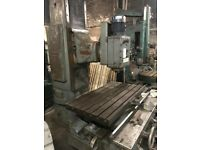 Wadkin Universal Milling Machine FZ4