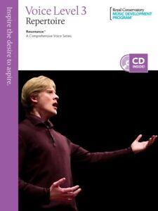 Royal Conservatory Resonance: A Comprehensive Voice level 3