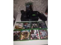 Xbox One 500GB 2PADS+ Games and extras
