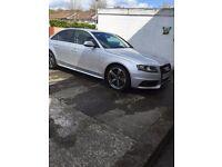 Audi A4 2010 High spec, Low mileage. quick sale *** reduced***e