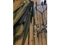 Complete Carp Fishing kit