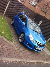 Arden Blue Corsa VXR REDUCED