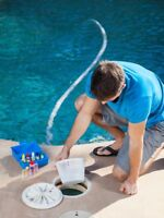 Pool opening & weekly maintenance! Book today