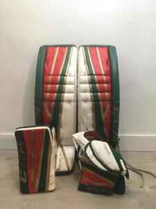 CCM Extreme Flex II Pro Goalie Equipment (Full Set)36+2 $750 OBO