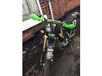 Learner Legal 125cc Motorbike, FULL MOT - ready to ride