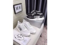 Prada - 'Deng' - Black / Colour - 2 Colour - Sneakers - Shoe - Limited Sizes