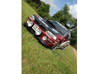 swap subaru impreza sti rep 2.0 sport long mot new clutch
