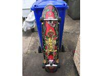 Dogtown longboard rare. New wheels and bearings
