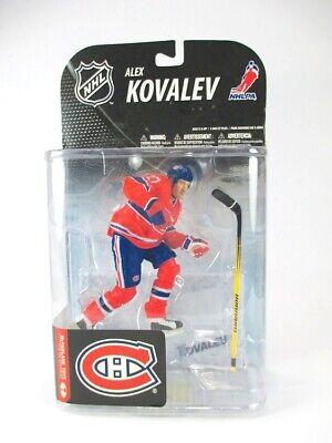 Alex Kovalev Montreal Canadiense Mcfarlane Hockey sobre Hielo NHL Serie 19