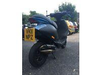 Piaggio zip *upgraded*