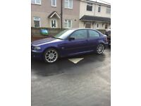 bmw 316ti compact in caburys purple professions paint job >> swapz welcome