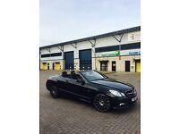 Mercedes Benz E class convertible AMG spec ! / px ?