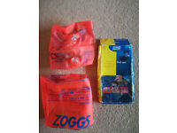 ZOGGS Kids Roll on float arm bands (1-6years)