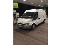 transit semi high van good van may px pickup