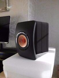KEF LS50 Anniversary Model Loudspeakers